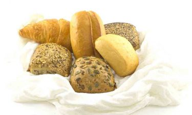 Probelieferung Beckmann bringts Brötchenbringdienst Brötchen Croissant Bretzel