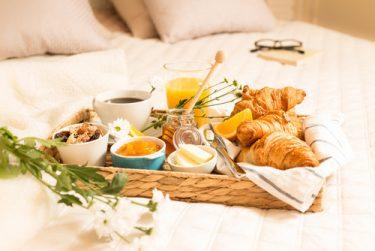 Brötchenbringdienst Bretzel Croissant